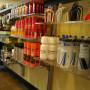 """Acrylic Shelf - 8"""""""
