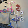 "Bike Hook (Octopus Clamp) - 7"""