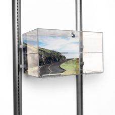 "Acrylic Display Case - 12"""
